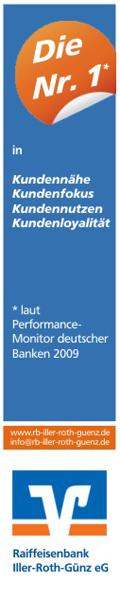 Raiffeisenbank Iller Roth-Günz